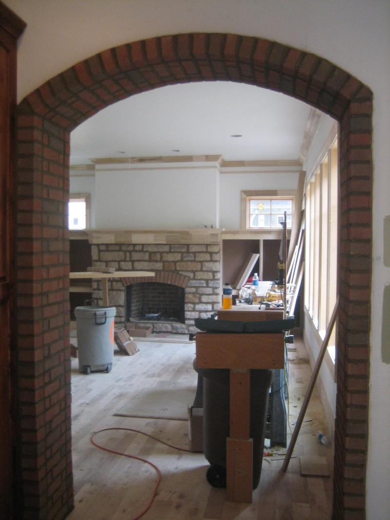 GBR Masonry Inc Interior Design